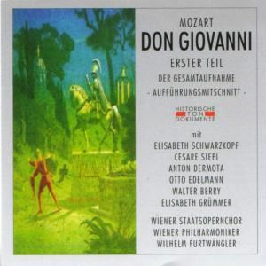Don Giovanni-Erster Teil, Wiener Staatsopernchor, Wiener Philharmoniker