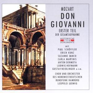 Don Giovanni-Erster Teil, Chor & Orchester Des Nwdr