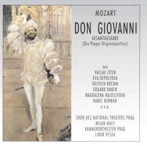 Don Giovanni (Ga), Libor Pesek