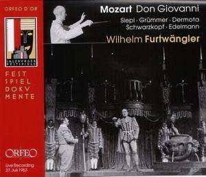Don Giovanni (Ga), Siepi, Grümmer, Dermota, Schwarzkopf, Furtwängler, Wp