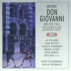 Don Giovanni (Teil 1), Wien.Philharm., Chor D.Wien.ST