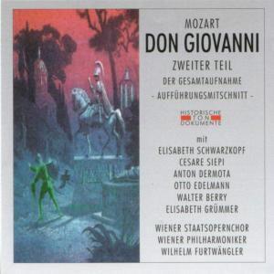 Don Giovanni-Zweiter Teil, Wiener Staatsopernchor, Wiener Philharmoniker