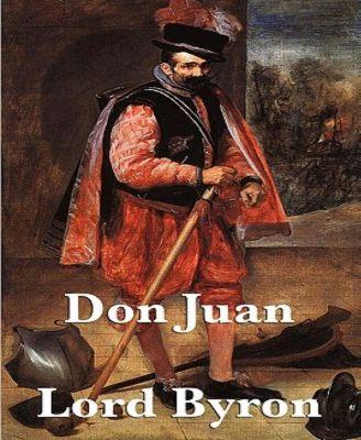 Don Juan, Lord Byron