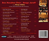 Don Kosaken Chor Serge Jaroff - Produktdetailbild 1