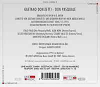 Don Pasquale - Produktdetailbild 1