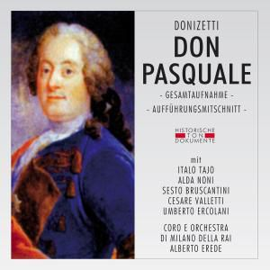 Don Pasquale, Coro E Orch.Di Milano Della Rai