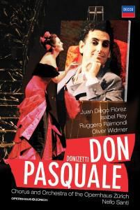 Don Pasquale (Ga), Juan D. Florez, R. Raimondi, I. Rey, Nello Santi, Ooz