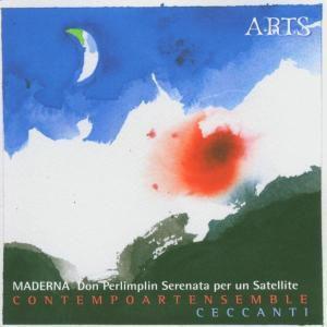Don Perlimplin - Serenata per un Satellite, Contempoartsensemble, Ceccanti