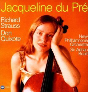 Don Quixote (Lp), Jacqueline du Pré, Adrian Boult, Pol