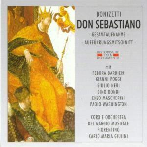 Don Sebastiano, Coro E Orch.Del Maggio Musical