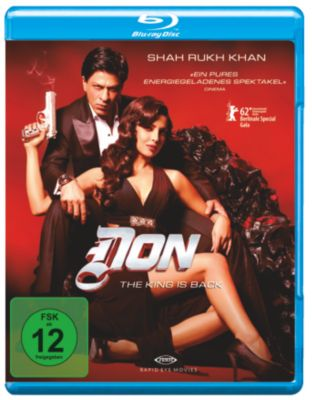 Don - The King is back, Don 2