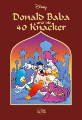 Donald Baba und die 40 Knacker, Walt Disney