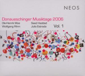 Donaueschinger Musiktage 2006 Vol. 1 (SACD), Arditti Quartet