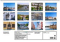 Donauperle Regensburg (Wandkalender 2019 DIN A2 quer) - Produktdetailbild 1