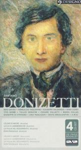 Donizetti: L'Elisir D'Amore/Lucia Di Lammermoor, Metropolitan Opera, Antonicelli, Callas, Di St