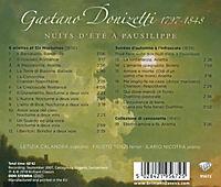 Donizetti:Nuits D'Ete A Pausilippe - Produktdetailbild 1