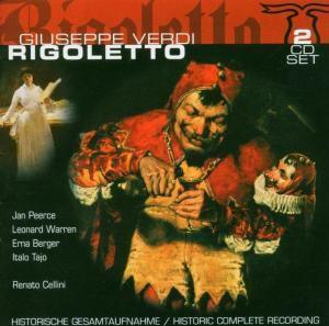 Donizetti: Rigoletto, New York Met., Leonard Warren