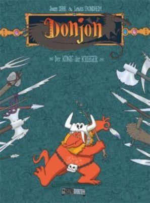 Donjon - Der König der Krieger, Joann Sfar, Lewis Trondheim