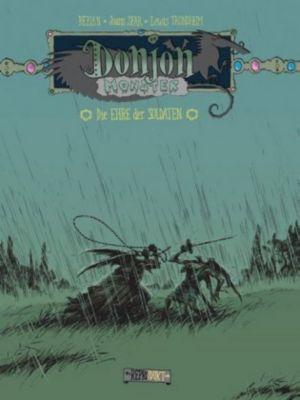 Donjon Monster - Die Ehre der Soldaten, Joann Sfar, Lewis Trondheim, Frédéric Bézian