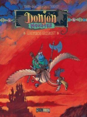 Donjon Monster - Geheimsache Gerstensaft, Joann Sfar, Lewis Trondheim, Yoann
