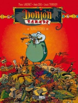 Donjon Parade: Bd.5 Nubbeltechnik, Joann Sfar, Lewis Trondheim, Manu Larcenet