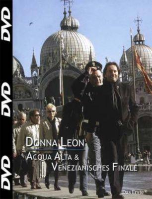 Donna Leon - Acqua Alta / Venezianisches Finale, Donna Leon