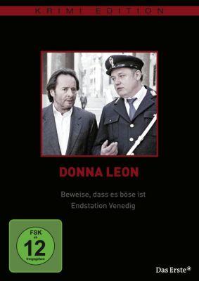 Donna Leon: Beweise, dass es böse ist / Endstation Venedig, Donna Leon