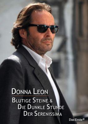 Donna Leon: Blutige Steine & Die Dunkle Stunde der Serenissima, Donna Leon