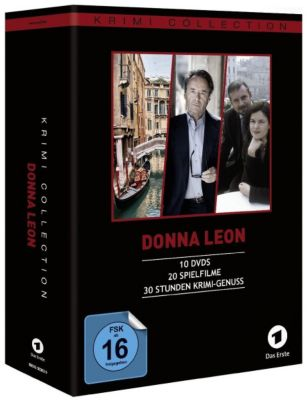 Donna Leon Krimi-Collection, Diverse Interpreten