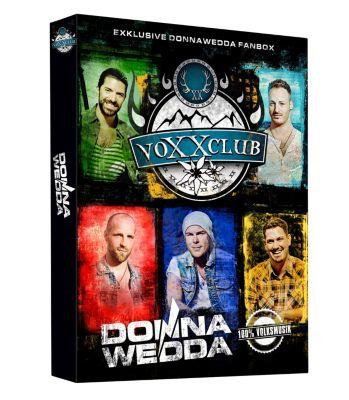Donnawedda (Limitierte Fanbox), voXXclub