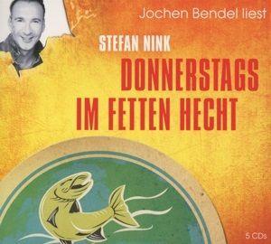 Donnerstags im Fetten Hecht, 5 Audio-CDs, Stefan Nink