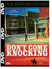 Don't Come Knocking (Single Disc), Wim Wenders, Sam Shepard