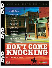 Don't Come Knocking - Special Edition, Wim Wenders, Sam Shepard