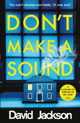 Don't Make a Sound, David Jackson