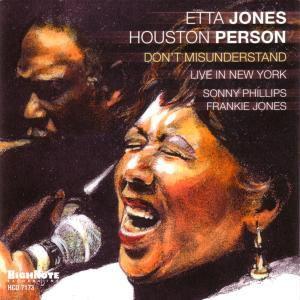 Don'T Misunderstand, Etta Jones