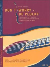 Don't Worry - be Plucky, Michael Diedrich