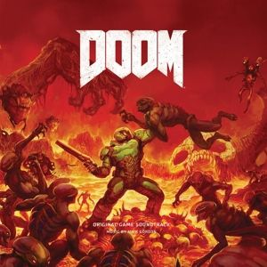 Doom (Original Game Soundtrack), Ost, Mick Gordon