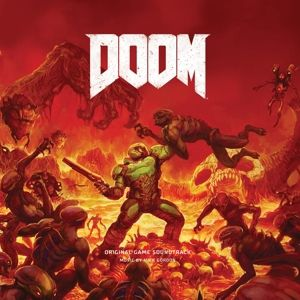 Doom (Original Game Soundtrack), Ost, Mick Gordon