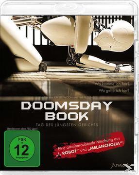 Doomsday Book, Sae-byuk Song, Doo-na Bae, Gyuri Kim