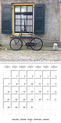 Doors and windows (Wall Calendar 2019 300 × 300 mm Square) - Produktdetailbild 1