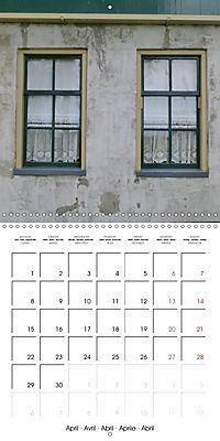 Doors and windows (Wall Calendar 2019 300 × 300 mm Square) - Produktdetailbild 4