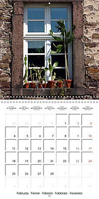 Doors and windows (Wall Calendar 2019 300 × 300 mm Square) - Produktdetailbild 2