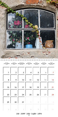 Doors and windows (Wall Calendar 2019 300 × 300 mm Square) - Produktdetailbild 7