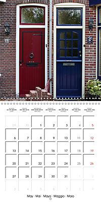 Doors and windows (Wall Calendar 2019 300 × 300 mm Square) - Produktdetailbild 5