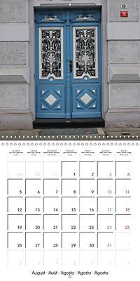 Doors and windows (Wall Calendar 2019 300 × 300 mm Square) - Produktdetailbild 8