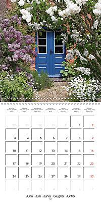 Doors and windows (Wall Calendar 2019 300 × 300 mm Square) - Produktdetailbild 6