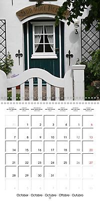 Doors and windows (Wall Calendar 2019 300 × 300 mm Square) - Produktdetailbild 10
