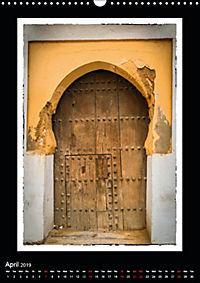 Doors of Andalucia (Wall Calendar 2019 DIN A3 Portrait) - Produktdetailbild 4