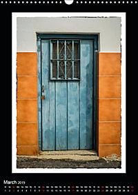 Doors of Andalucia (Wall Calendar 2019 DIN A3 Portrait) - Produktdetailbild 3