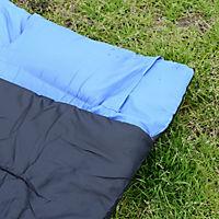 Doppelschlafsack mit Kissen - Produktdetailbild 6